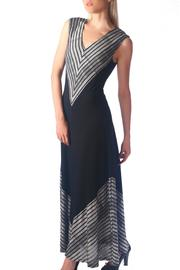 Yvonne Marie V-Neck Maxi Dress - Product Mini Image