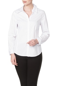Yvonne Marie White Blouse - Product List Image