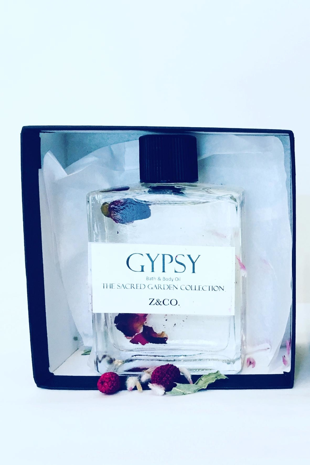 Z&Co. Gypsy Body Oil - Main Image