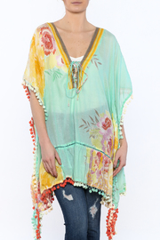 Z&L Europe Oceana Tunic Cover-Up - Product Mini Image