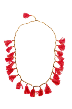 Shoptiques Product: Tassel Necklace
