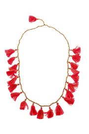 Z&L Europe Tassel Necklace - Product Mini Image