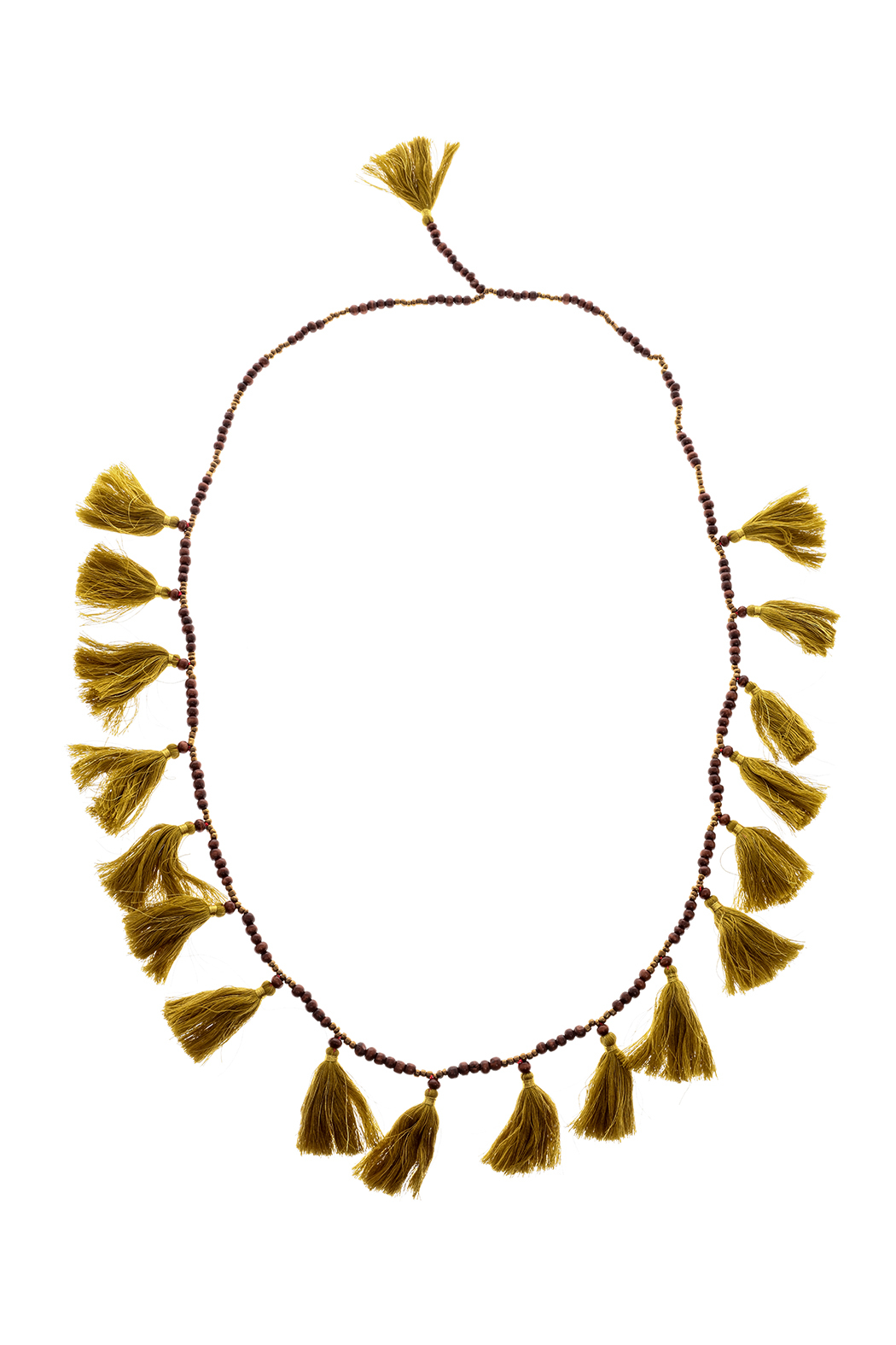 Z&L Europe Tassel Necklace - Main Image