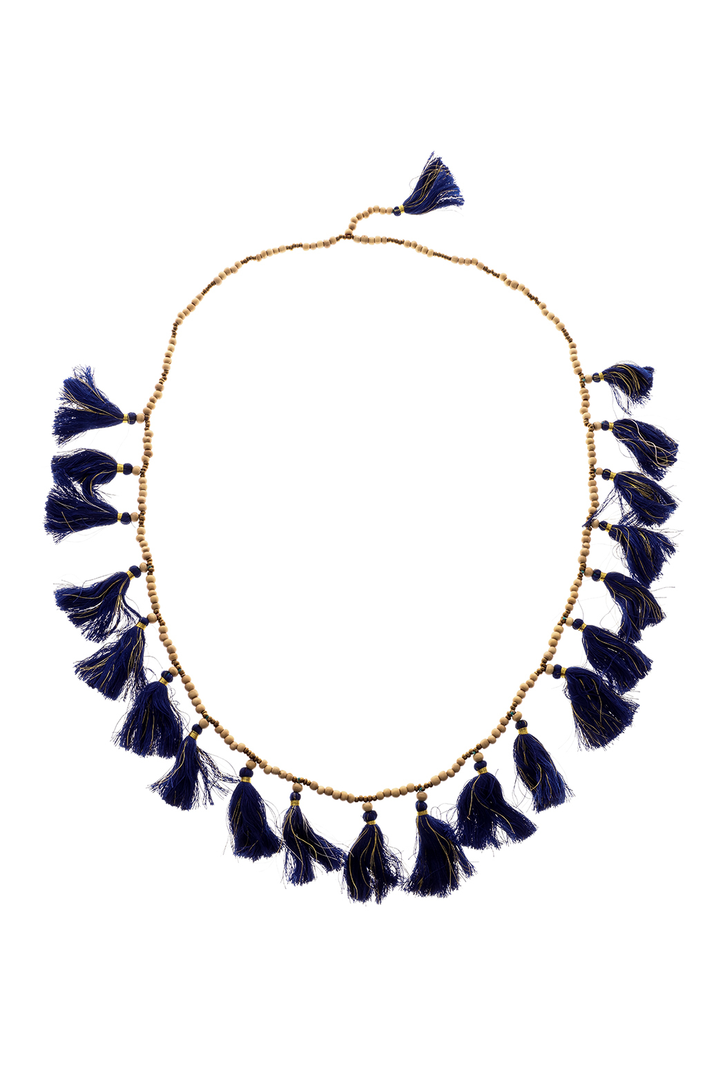 Z&L Europe Tassel Necklace - Front Cropped Image