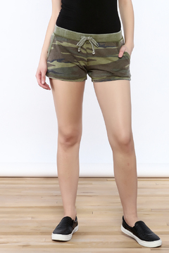 z supply Camouflage Jogger Short - Product List Image