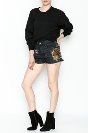 z supply Cropped Sweatshirt - Side cropped