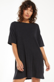 z supply Z Supply Delta T Shirt Dress - Front cropped