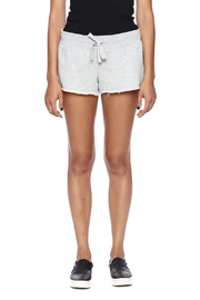 z supply Gray Lounge Shorts - Side cropped