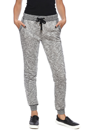 z supply Heathered Jogger Pant - Product Mini Image