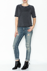 z supply Raglan Soft Top - Side cropped