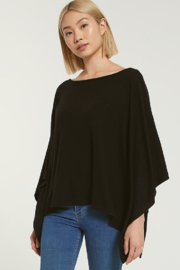 z supply Z Supply Ruby Marled Poncho - Product Mini Image