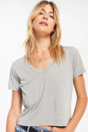 z supply Z Supply Skimmer T Shirt - Front cropped