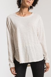 z supply Airy Long-Sleeve Top - Product Mini Image