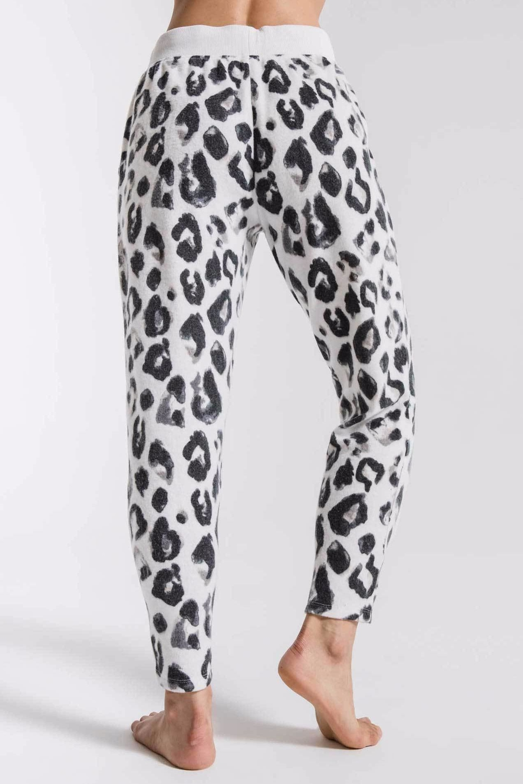 z supply Amur Leopard Joggers - Side Cropped Image