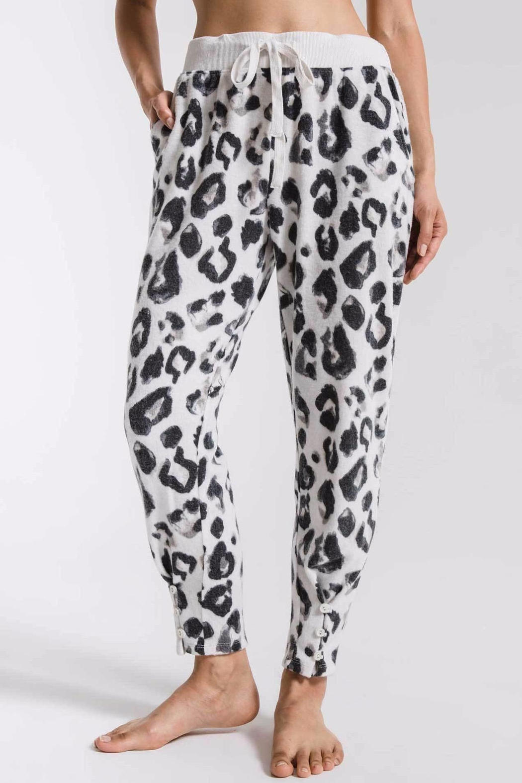 z supply Amur Leopard Joggers - Main Image