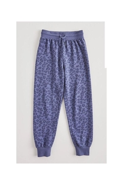 Z Supply  Ava Leopard Jogger - Girls - Alternate List Image