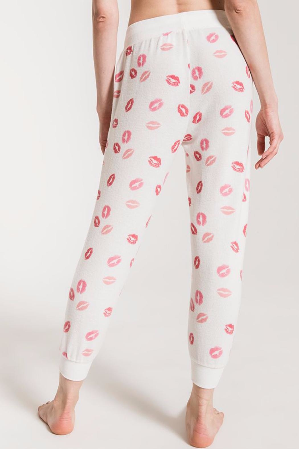 z supply Blow Kisses Jogger - Front Full Image