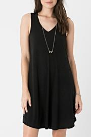 z supply Breezy Tank Dress - Product Mini Image