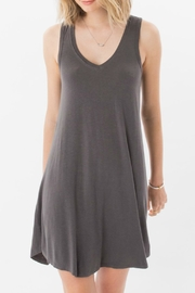 z supply Breezy V Neck Dress - Product Mini Image