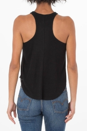 z supply Brushed Rib Racerback Tank - Side cropped