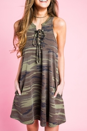 z supply Camo Dress - Product Mini Image