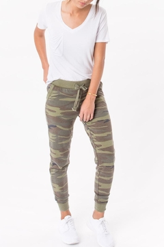 z supply Camo Jogger Pants - Product List Image