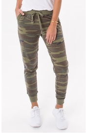 z supply Camo Jogger Pant - Front cropped