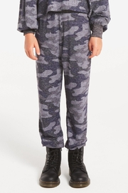 z supply Camo Marled Jogger - Product Mini Image