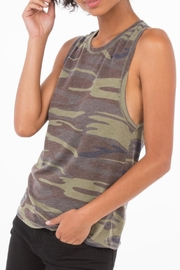 z supply Camo Muscle Tank - Product Mini Image