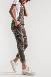 z supply Camo Overalls - Front full body