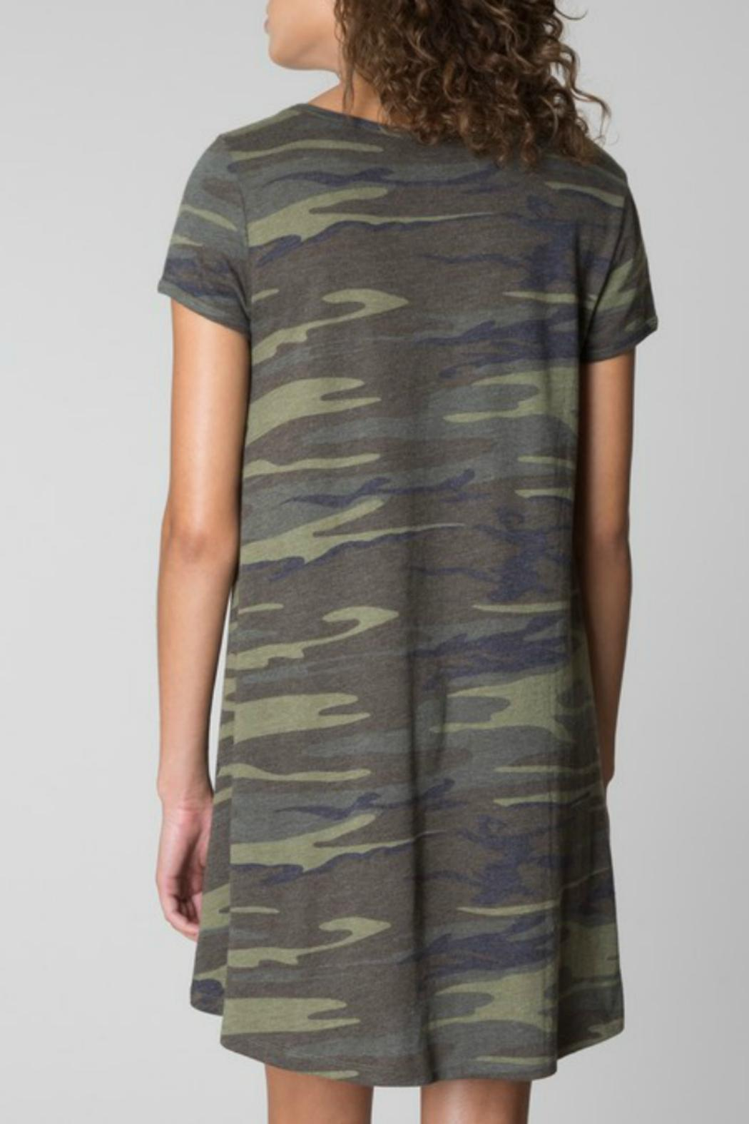 Z supply camo shirt dress from new jersey by charlotte 39 s for Green camo shirt outfit