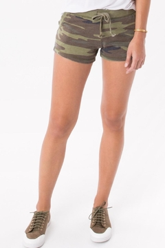 z supply Camo Shorts - Product List Image