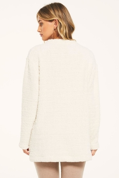 Z Supply  Carrie Eyelash Cardigan - Alternate List Image