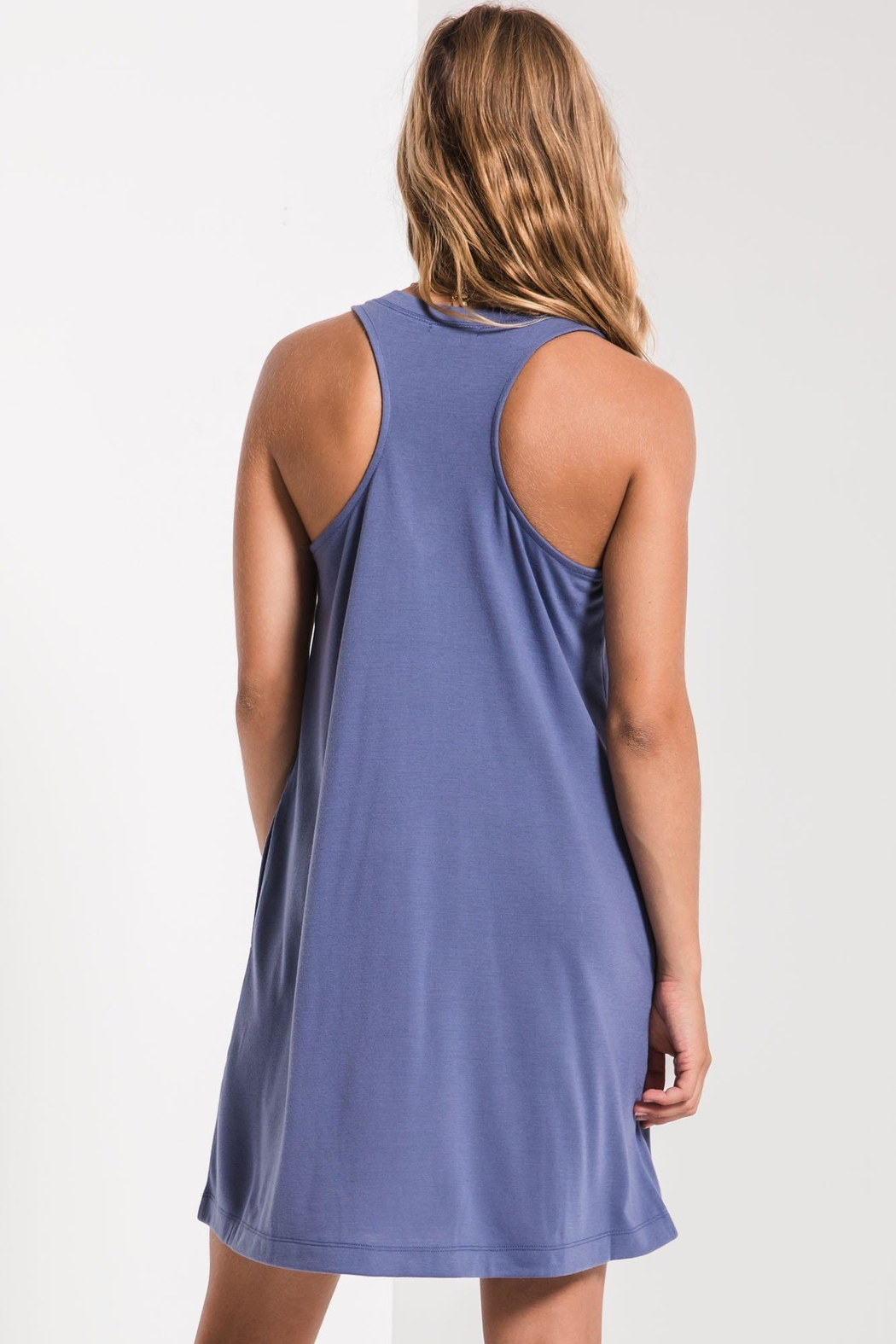 z supply City Tank Dress - Front Full Image