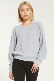 z supply Claire Waffle - Back cropped