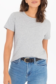 z supply Cotton Core Crew - Front cropped