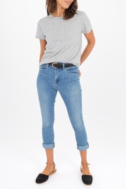 z supply Cotton Core Crew - Side cropped