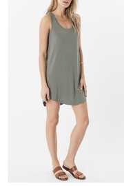 z supply Coastline Scoop Tunic Dress - Front full body