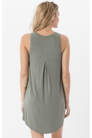 z supply Coastline Scoop Tunic Dress - Back cropped