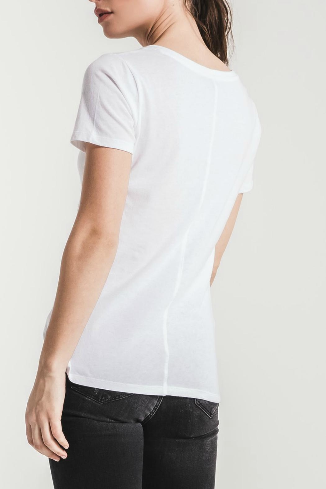 z supply Core V Tee - Front Full Image
