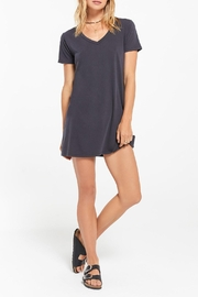 z supply Cotton T-Shirt Dress - Product Mini Image