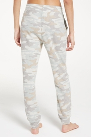 z supply Cozy Camo Joggers - Front full body