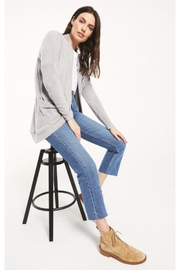 z supply Cozy Open Cardigan - Front cropped