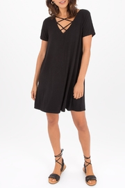 z supply Cross Front Dress - Product Mini Image