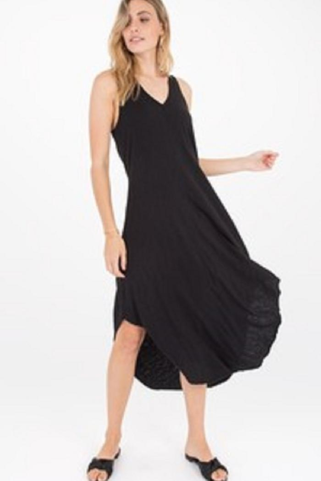 z supply Cute Cotton Dresses - Front Cropped Image