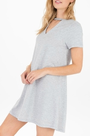z supply Cutout Front Dress - Front full body