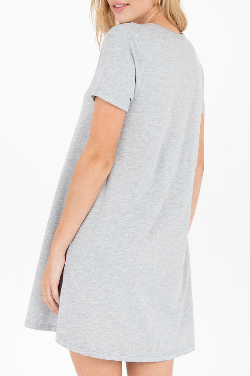 z supply Cutout Front Dress - Side Cropped Image