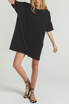 z supply Delta Slub Dress - Product List Image