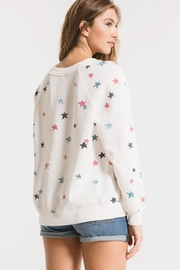 z supply Distressed Star - Front full body