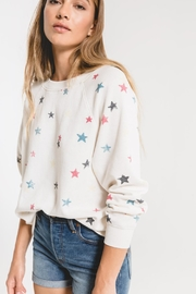 z supply Distressed Star - Front cropped